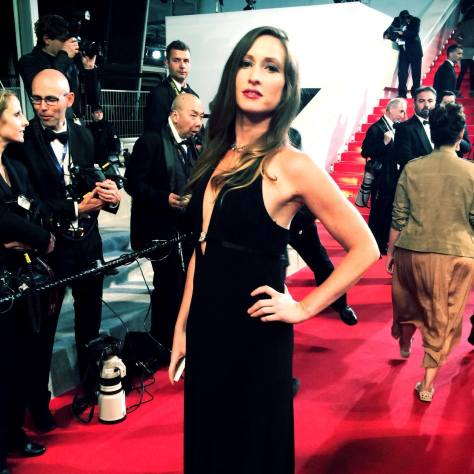 Natalie Shaw Cannes 2014